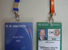 Badges CAC & CCFA