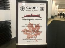 45th Session of the Codex Committee
